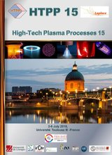 15th International High-Tech Plasma Processes Conference (HTPP)